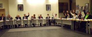 Conseil communal du 22 mars 2014
