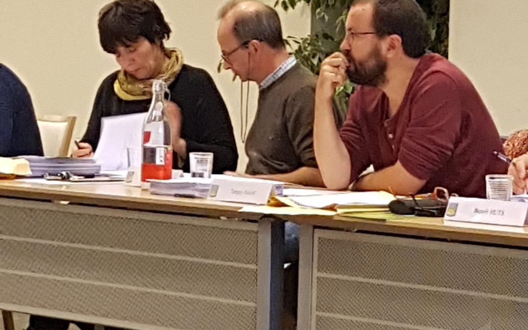 Conseil communal du 24 octobre 2017